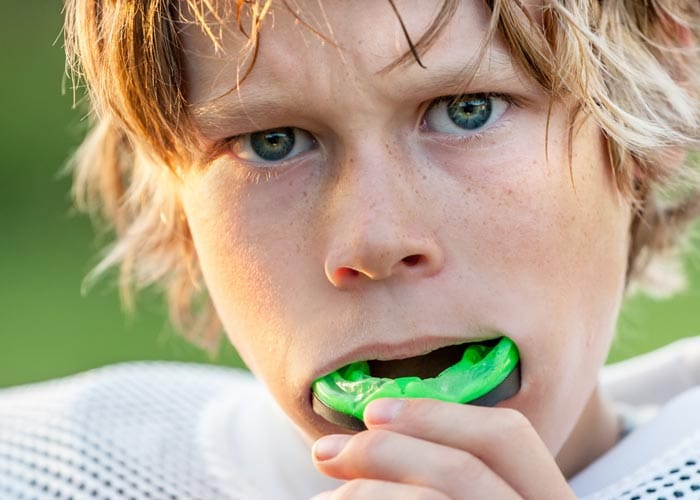 Athletic Mouth Guards Dentists in Grand Rapids MI